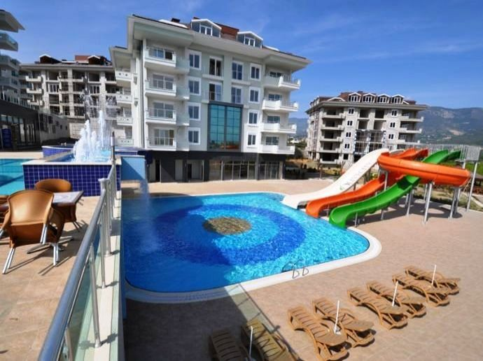 Apartments For Sale Alanya Oba 7