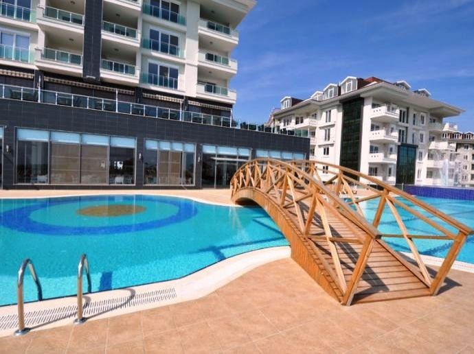 Apartments For Sale Alanya Oba 2
