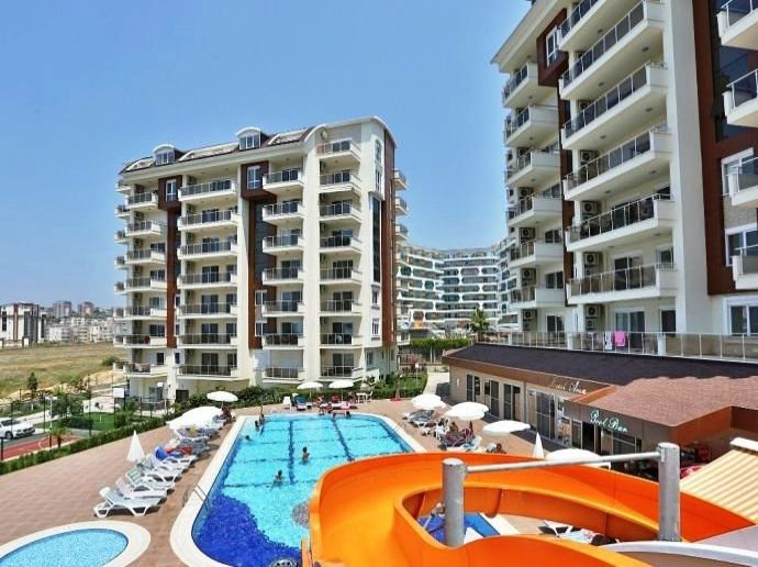Apartments For Sale Alanya Avsallar 6