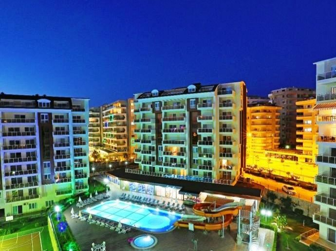 Apartments For Sale Alanya Avsallar 5