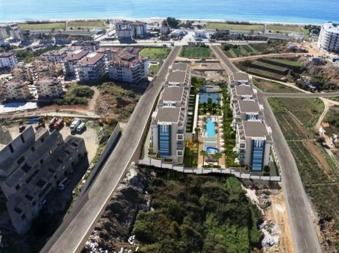 Apartments For Sale Alanya Kestel 17