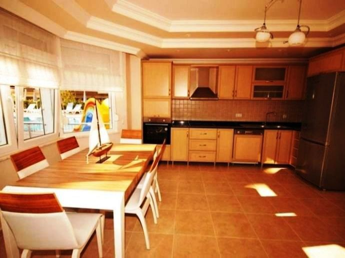 Apartments For Sale Alanya Tepe 11