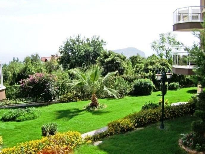 Apartments For Sale Alanya Tepe 15