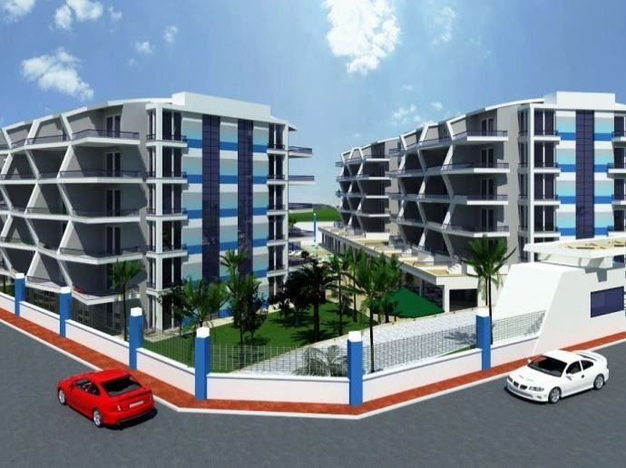 Apartments For Sale Alanya Cikcilli 5