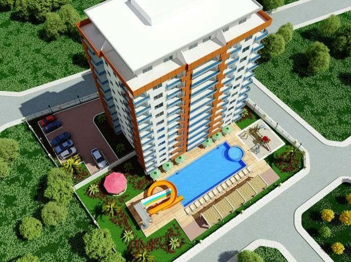 Apartments For Sale Alanya Mahmutlar 4