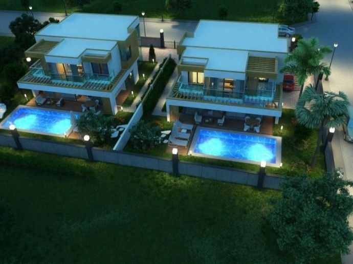 Villas For Sale Alanya Kargıcak 9
