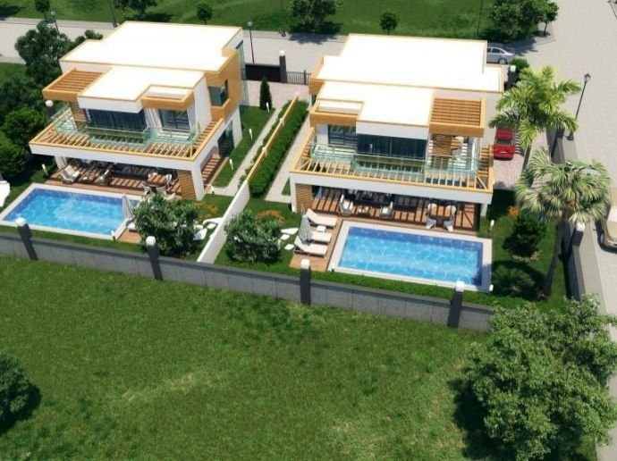 Villas For Sale Alanya Kargıcak 10