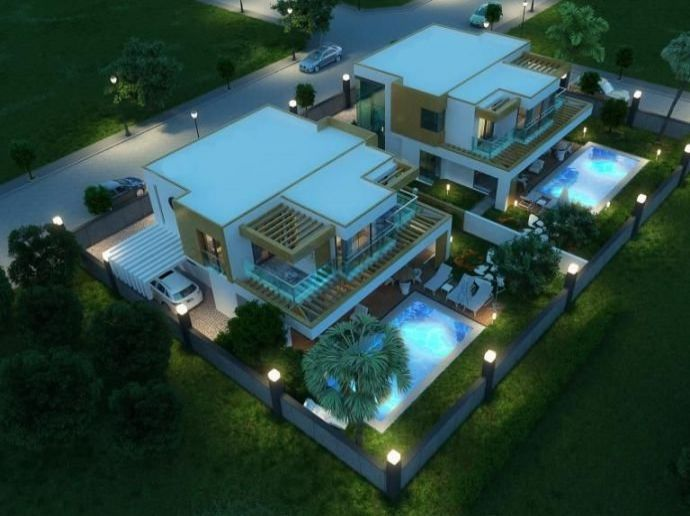 Villas For Sale Alanya Kargıcak 11