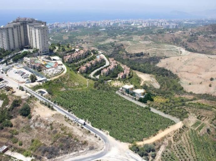 Villas For Sale Alanya Kargıcak 12
