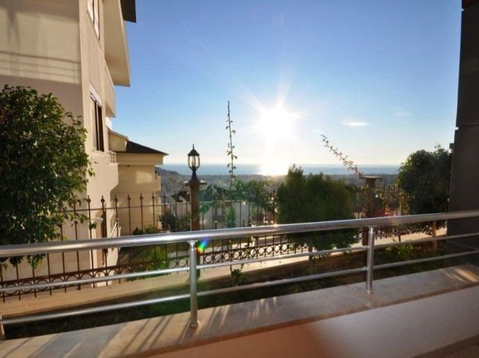 Apartments For Sale Alanya Tepe 16