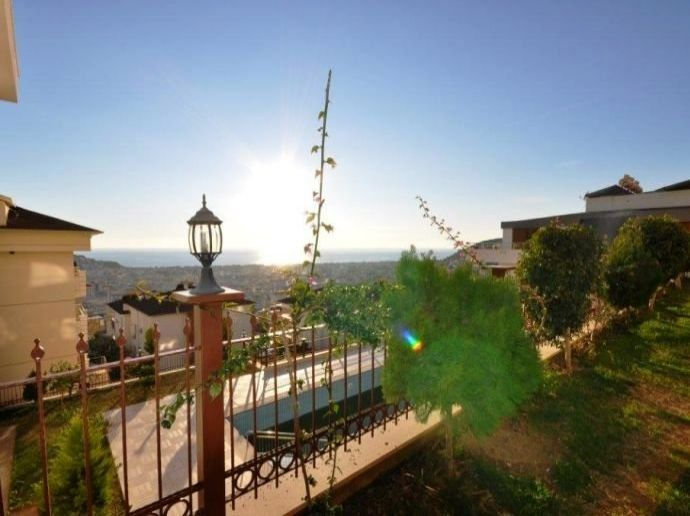 Apartments For Sale Alanya Tepe 18