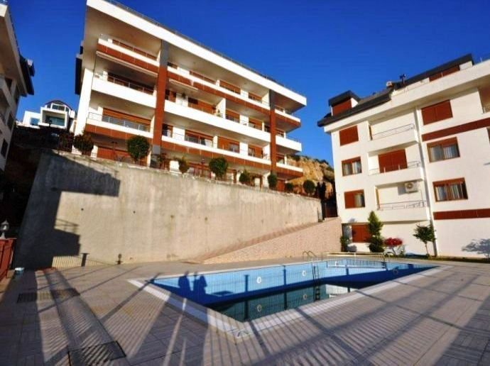 Apartments For Sale Alanya Tepe 4