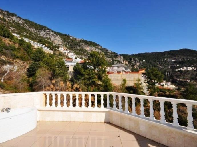 Apartments For Sale Alanya Tepe 17