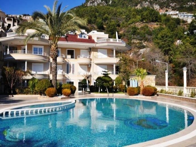 Apartments For Sale Alanya Tepe 19