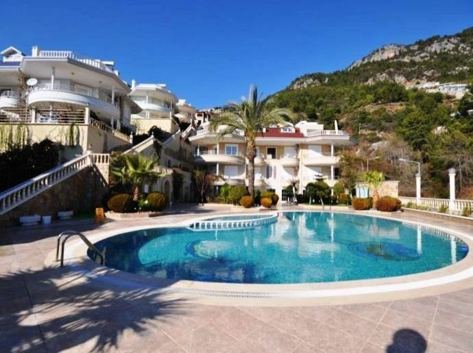 Apartments For Sale Alanya Tepe 2