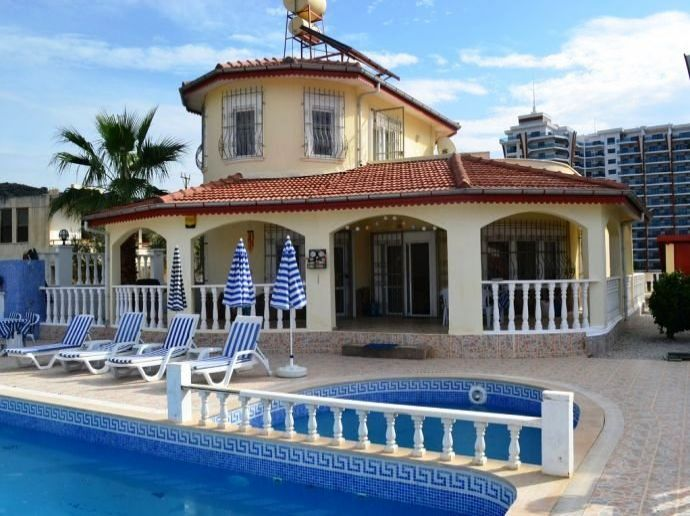 Villas For Sale Alanya Mahmutlar 1