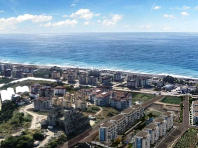 Apartments For Sale Alanya Kestel 20