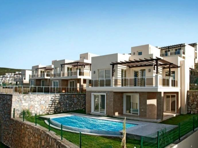 Apartments For Sale Bodrum Gümbet 1