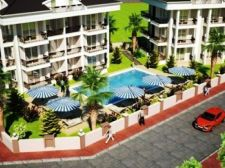 Apartments For Sale Kemer 1