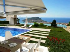 Villas For Sale Alanya Tepe 3