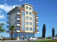 Apartments For Sale Alanya Centrum 1