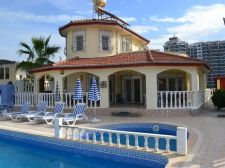 Villas For Sale Alanya Kargıcak 1